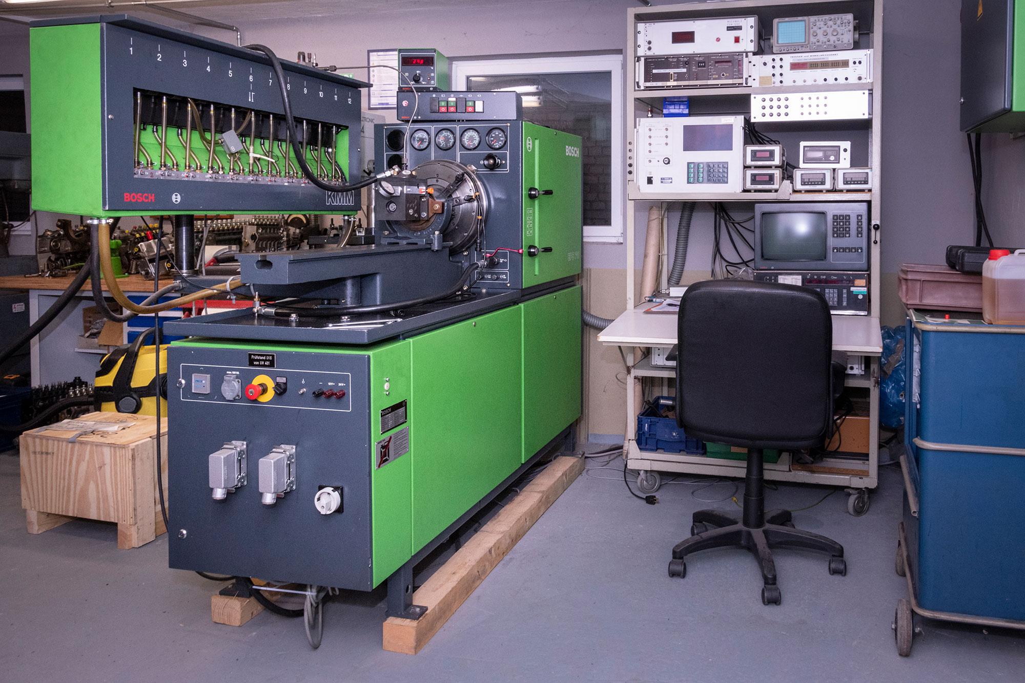 roehrer-automotive-Bosch-EPS711-Prueftechnik