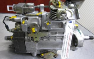 Bosch Verteilerpumpe VE4/12F1175R533